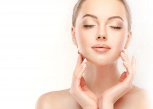 Kobieta kosmetologia